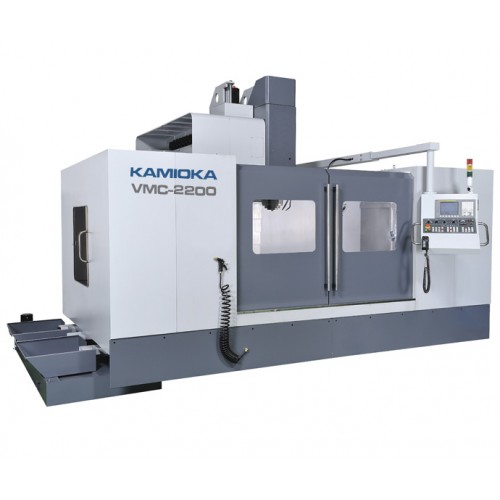 Heavy Duty Vertical Machining Center Kamioka GRAVITY VMC-2200