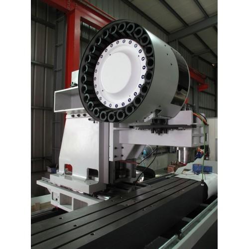 Centru de prelucrare vertical CNC cu coloana mobila Kamioka LONGHORN VL-5000