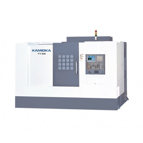 Multi-Axis CNC Turning Center Kamioka YT-52
