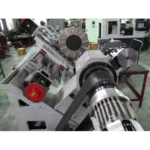Multi-Tasking CNC Turning Center Kamioka CL-75L