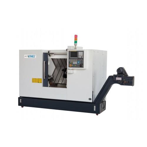 CNC lathe slant bed 45° TBI 500
