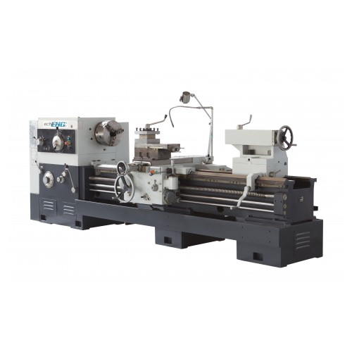Parallel lathe heavy duty TP 400 HD