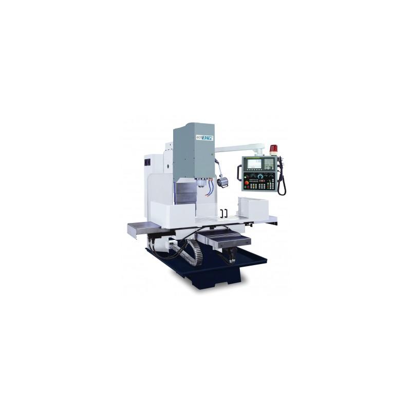 Masina de frezat CNC de tip pat -FBF 300
